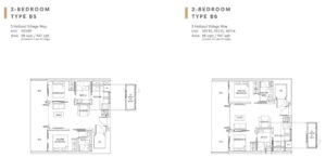 One-Holland-Village-Floor-Plan-type-B5-B6-Singapore